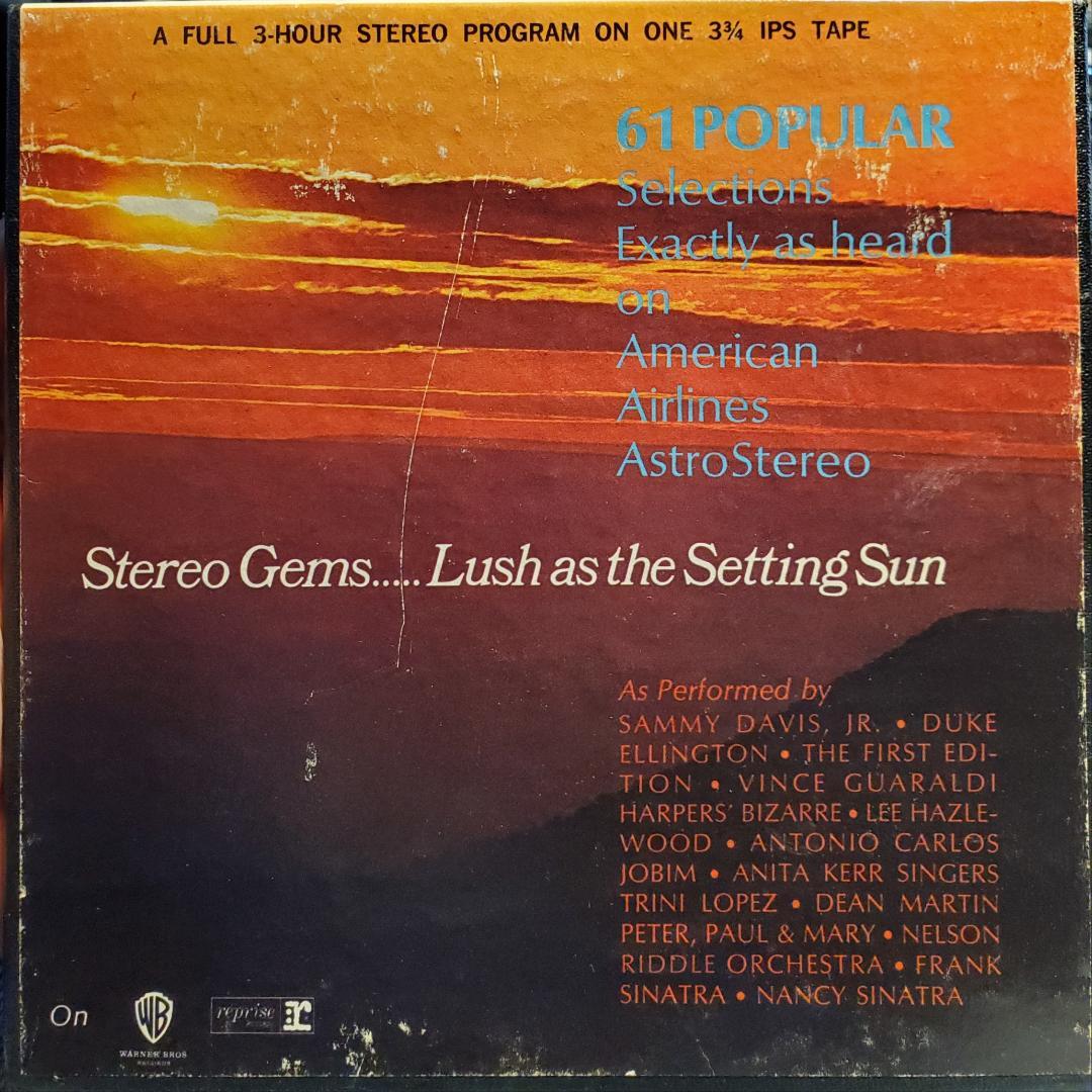 Art for Moon River by Duke Ellington // American Airlines Popular Program Vol 45 (Single)