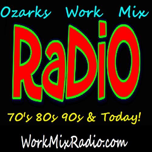 Ozarks Work Mix RaDiO logo