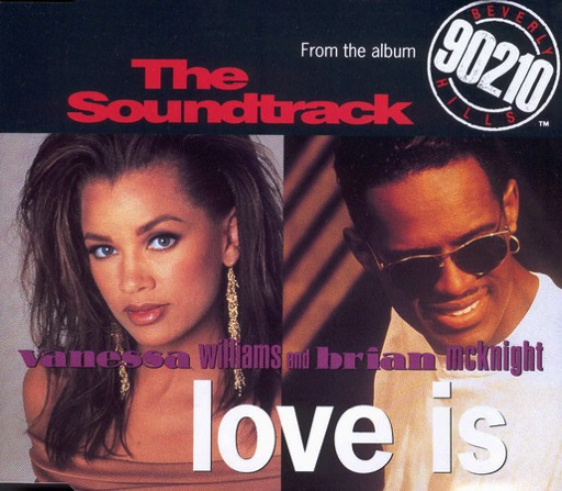 Art for Love Is by Vanessa Williams