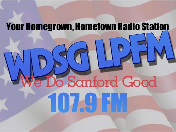 WDSG-LP FM logo