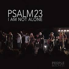 Art for Psalm 23 (I Am Not Alone)  by  Josh Sherman