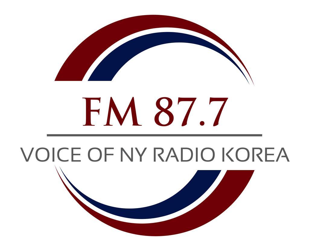 fm87.7 Voice of NY Radio Korea logo