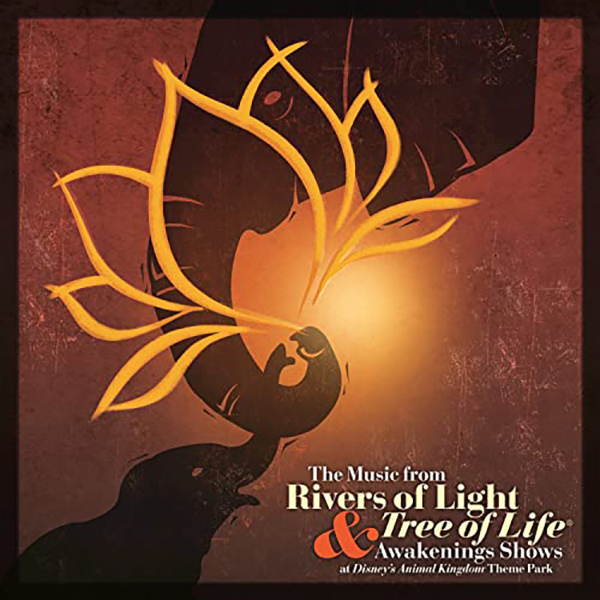"""Art for Journey (From """"Tree of Life"""") by Andrew Lockington"""