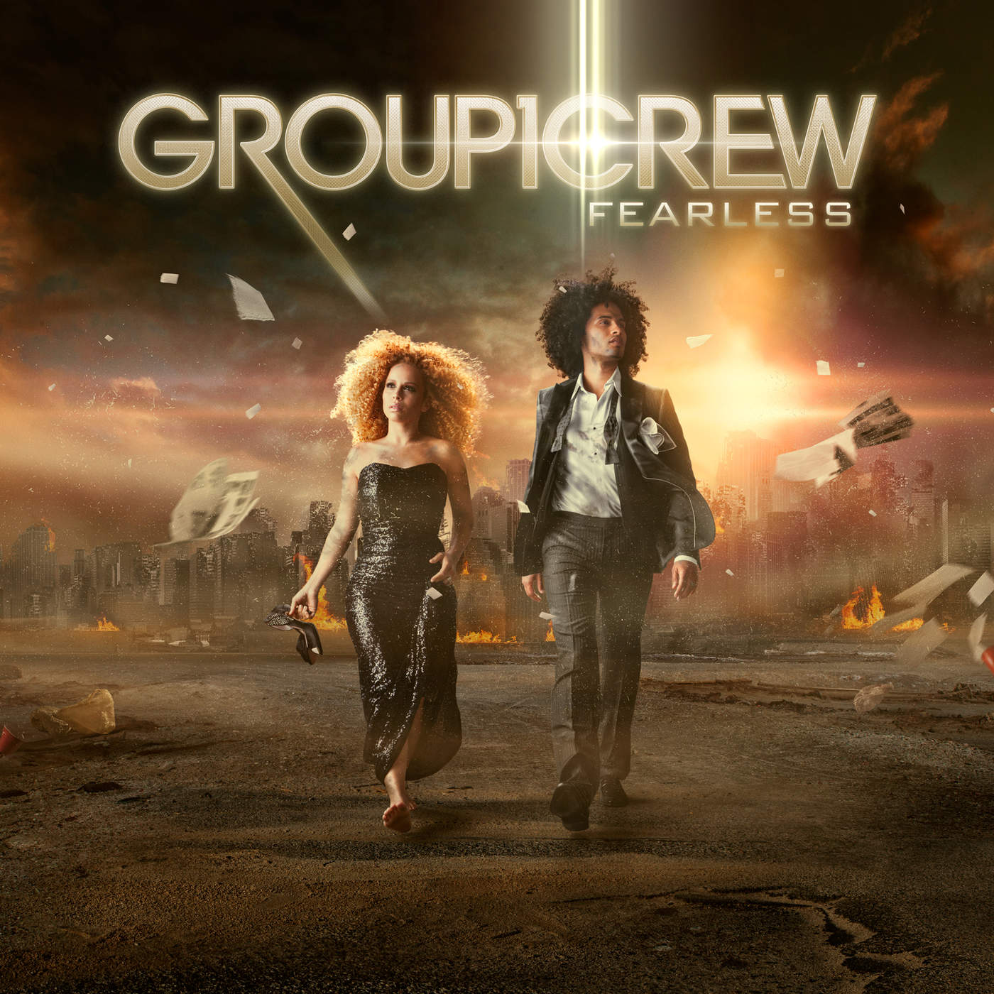 Art for Fearless by Group 1 Crew