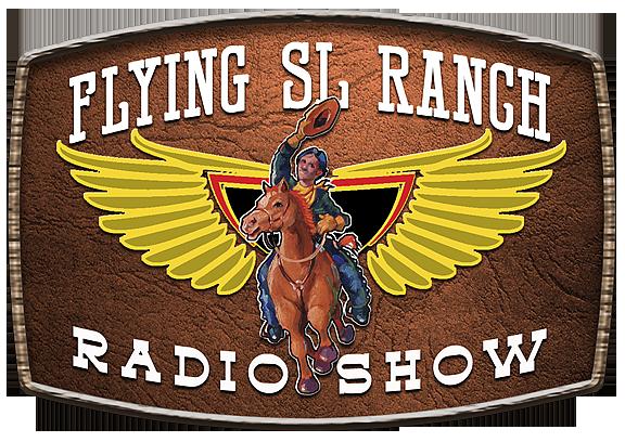 Flying SL Ranch Radio logo