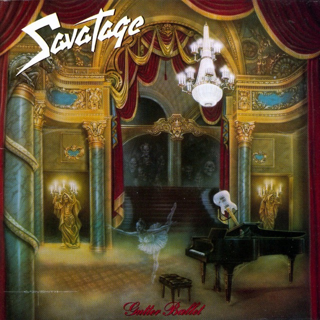 Art for Gutter Ballet by Savatage