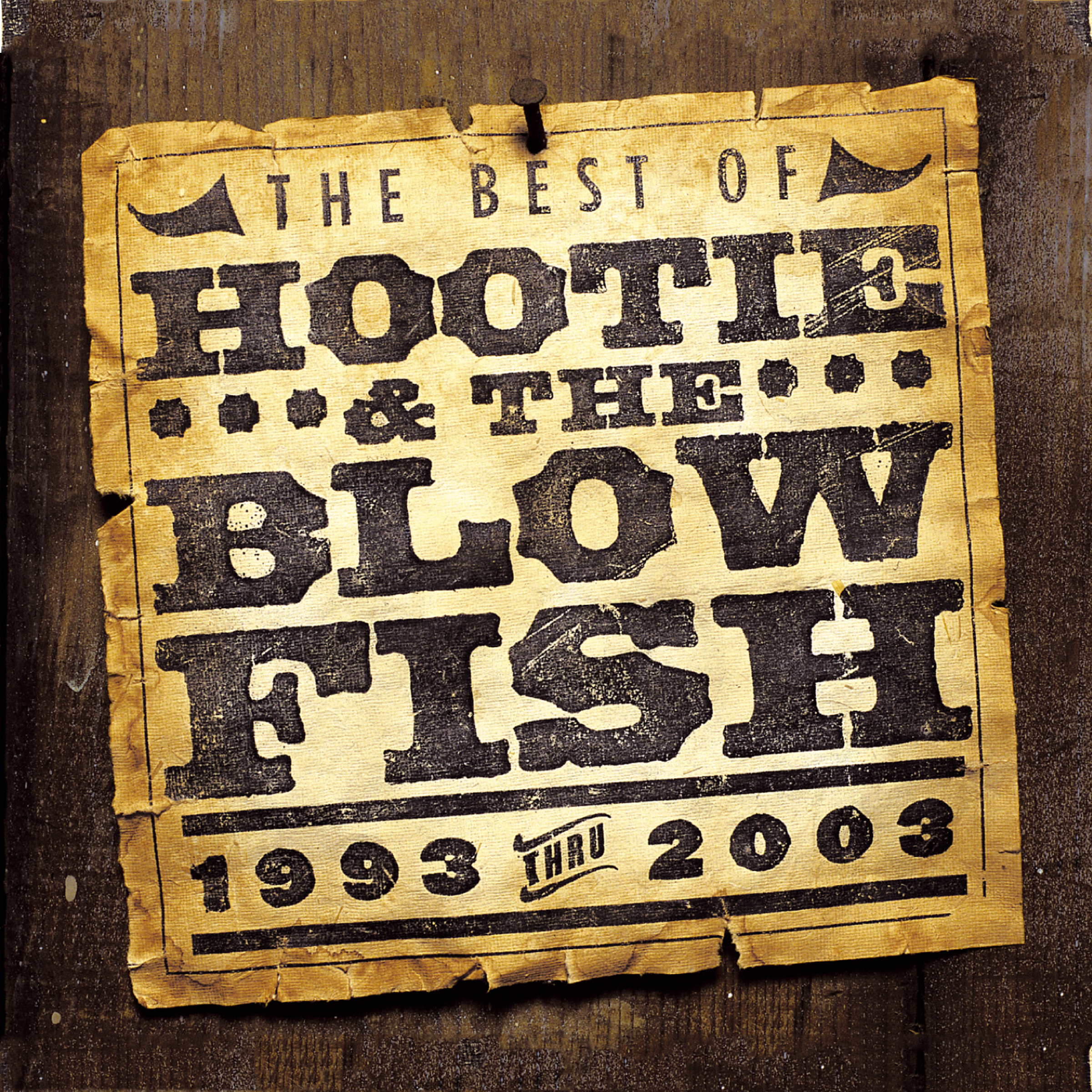 Art for Not Even the Trees by Hootie & the Blowfish