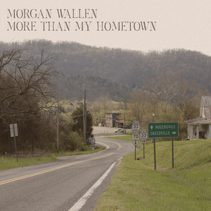 Art for More Than My Hometown by Morgan Wallen