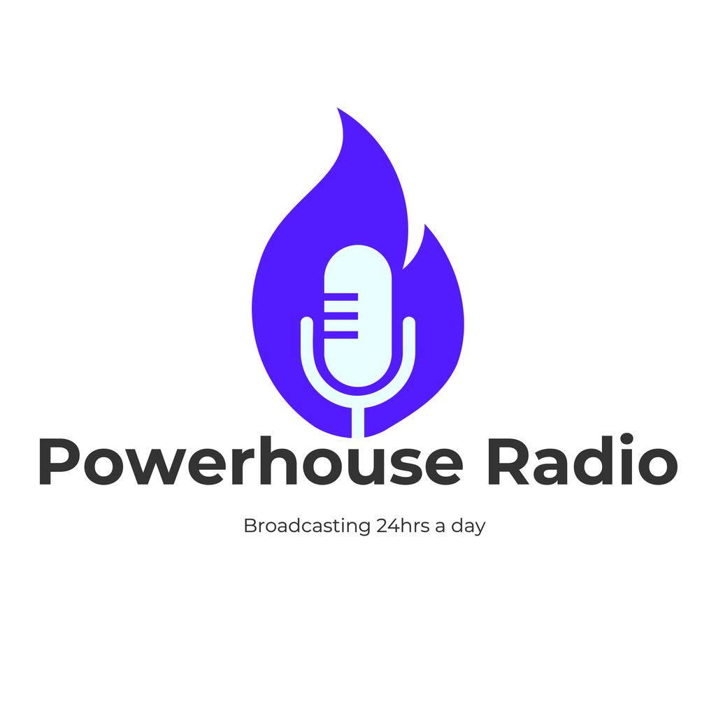 Powerhouse Radio logo