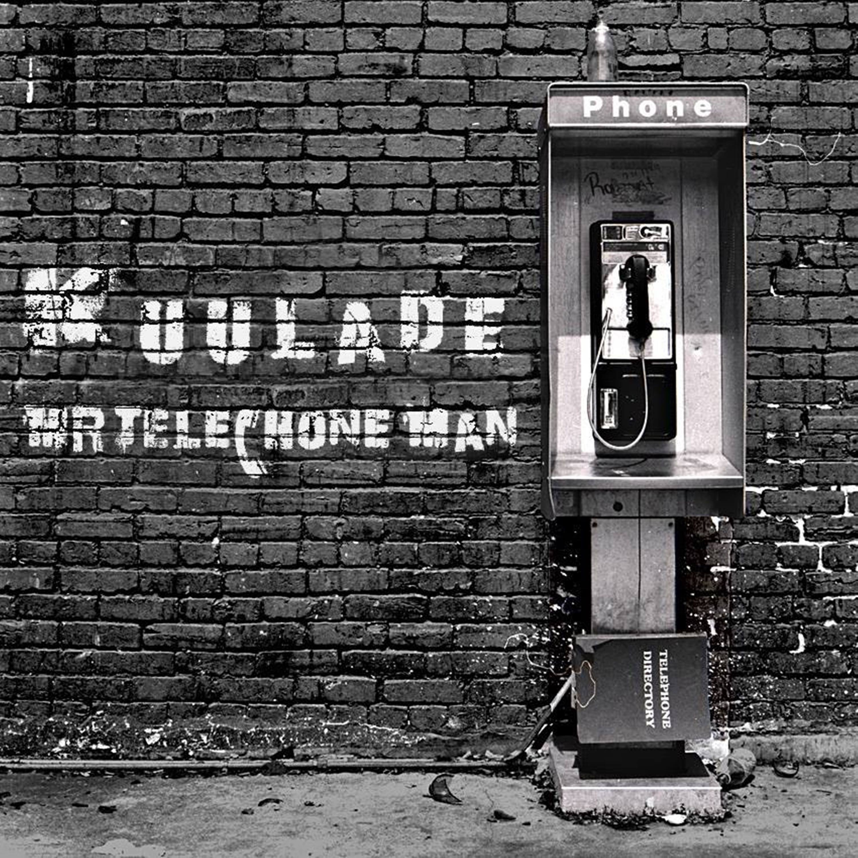 Art for Mr Telephone Man by KuulAde Feat Nicole Funk