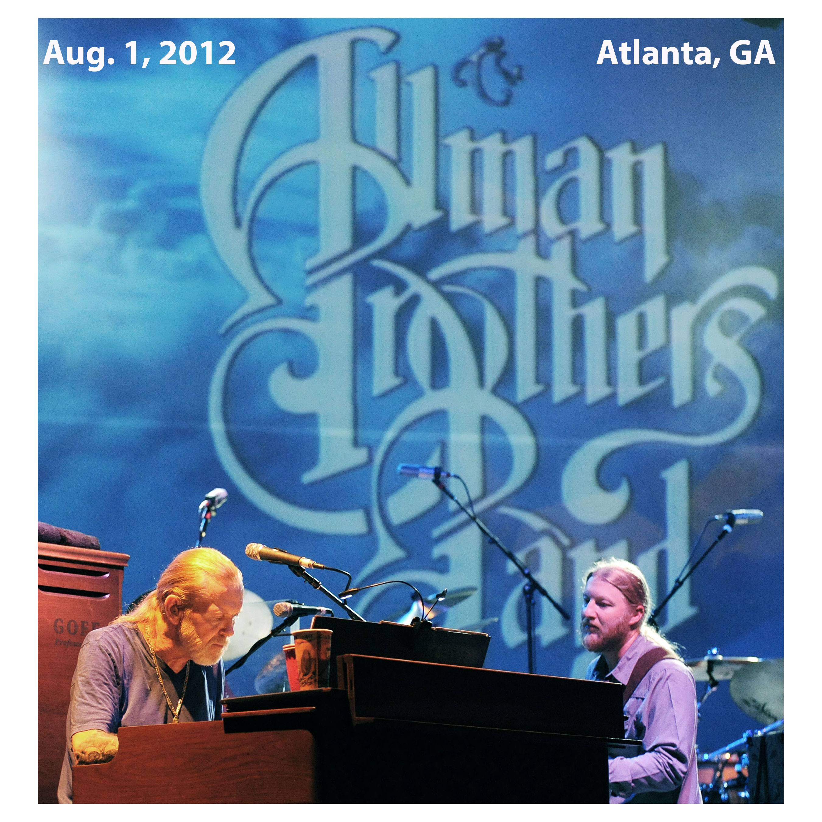 Art for The Allman Brothers In Concert On Bored Music Geek Radio by Bored Music Geek Radio