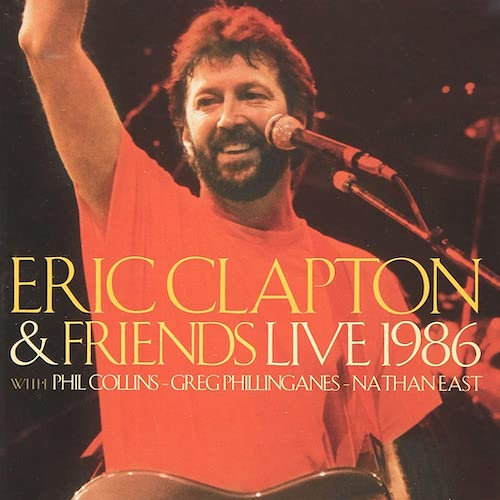 Art for Holy Mother  by Eric Clapton