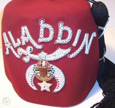 Art for IFEZ-Top Hour ID 2 by Aladdin Shrine