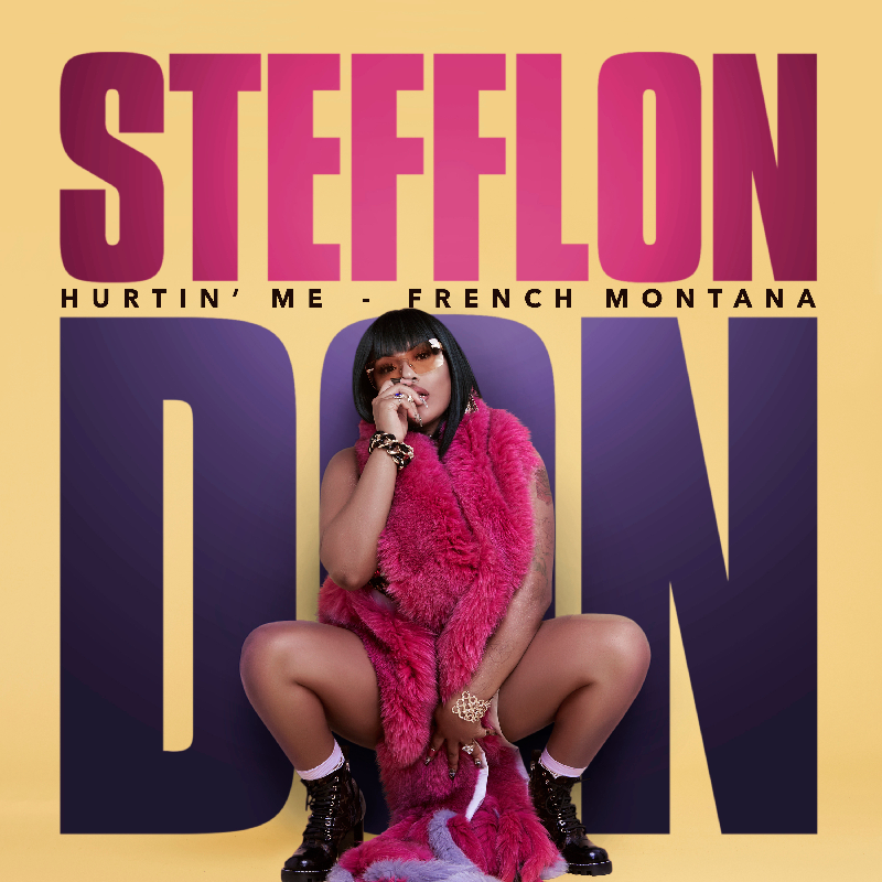 Art for Hurtin' Me by Stefflon Don & French Montana