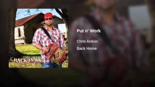 Art for Put n' Work by Chris Ardoin