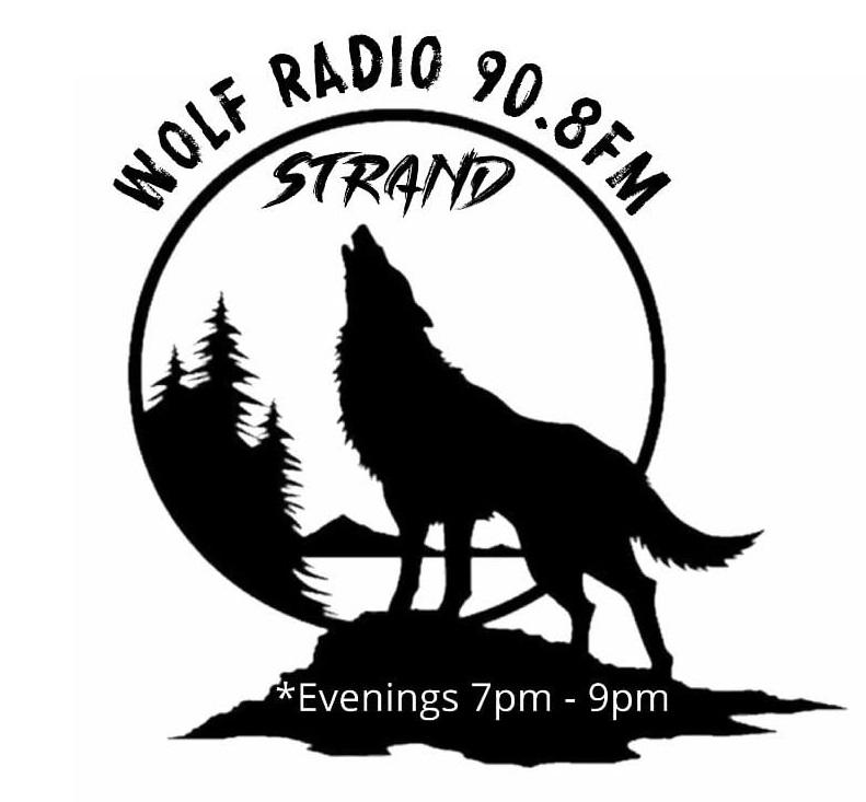 Wolf Radio logo