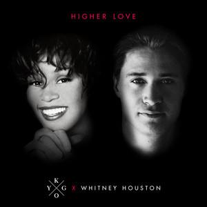 Art for Higher Love by Kygo, Whitney Houston