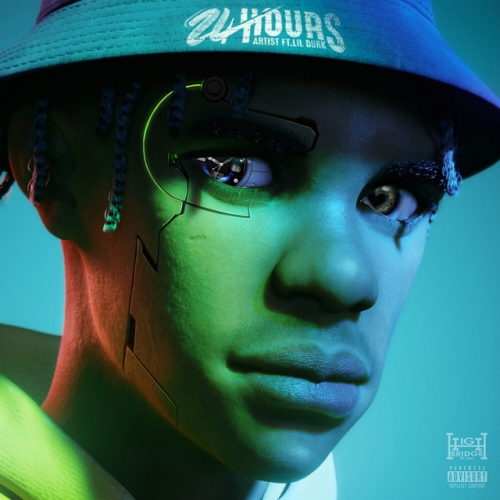Art for 24 Hours (Clean) by A Boogie Wit da Hoodie f./Lil Durk