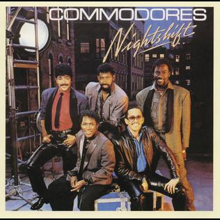 Art for Nightshift  by Commodores