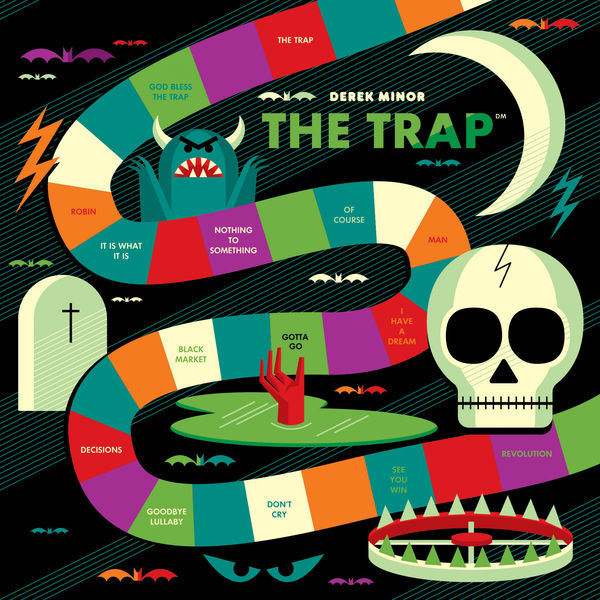 Art for The Trap (feat. The Wright Way) by Derek Minor
