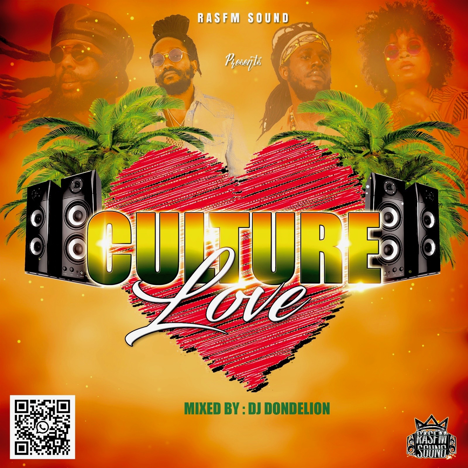 Art for Culture Love_2020  by DJ Dondelion mix