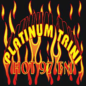 Platinum Trini Hot 97 FM logo