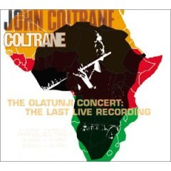Art for My Favorite Things by John Coltrane