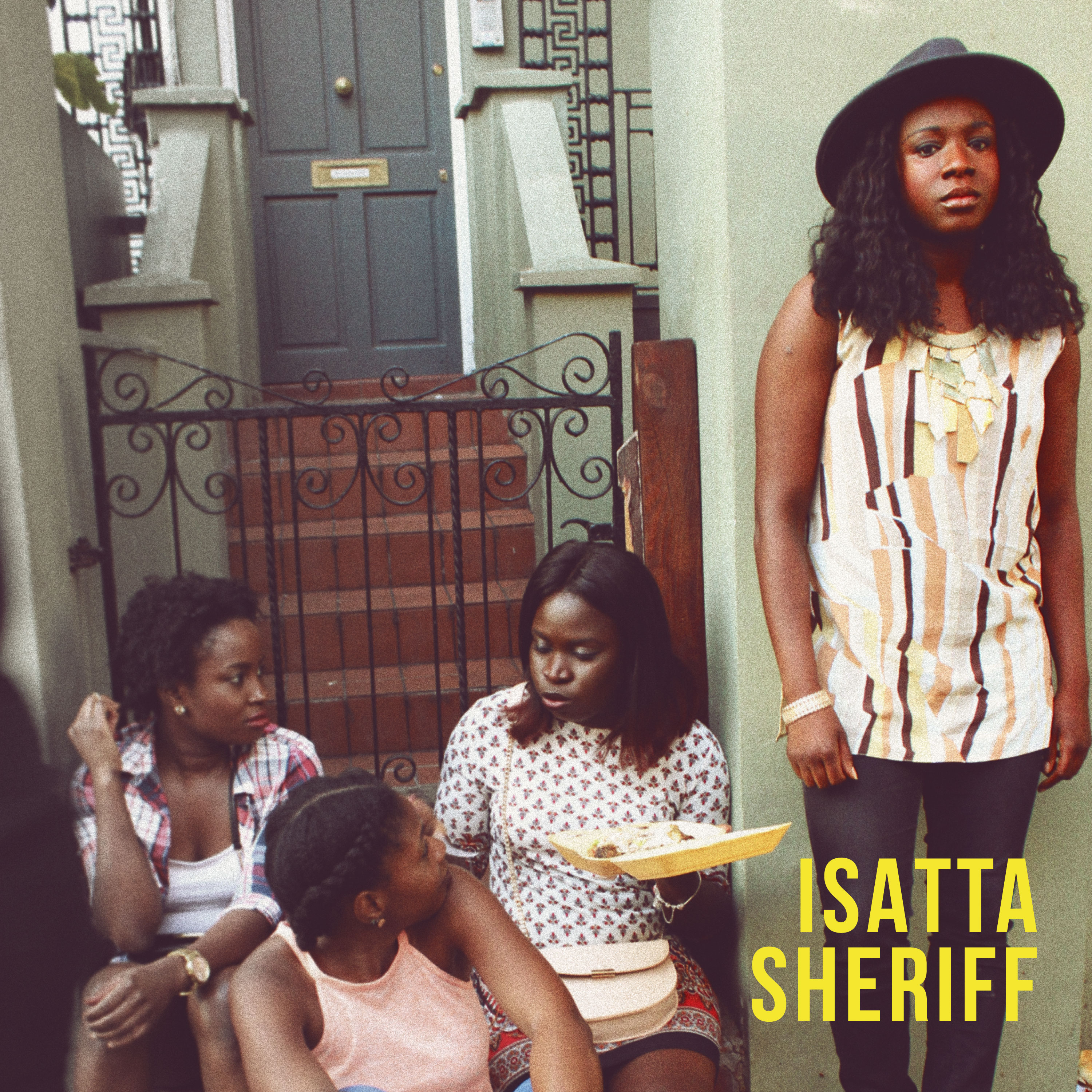 Art for Crucial Conversations by Isatta Sheriff