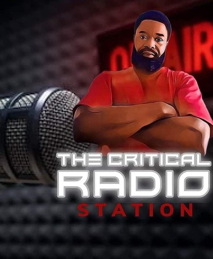 The Critical Radio Station logo