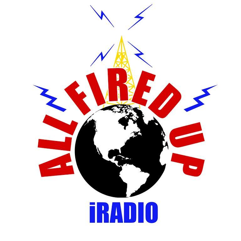 All Fired Up I Radio logo