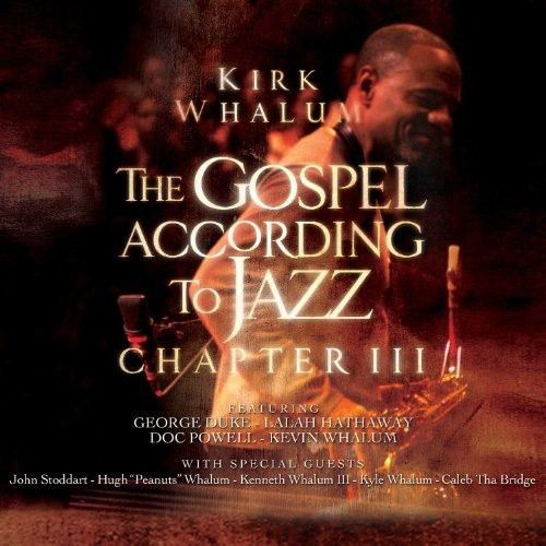Art for It's What I Do by Kirk Whalum