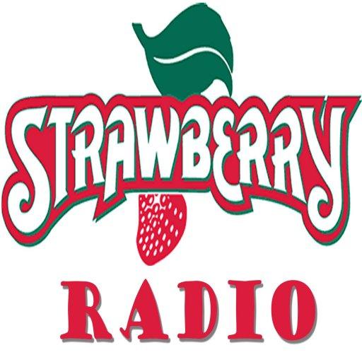 Strawberry Radio logo