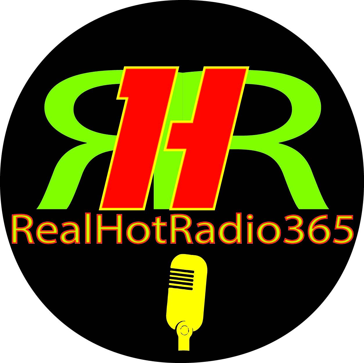 RealHotRadio365.com logo