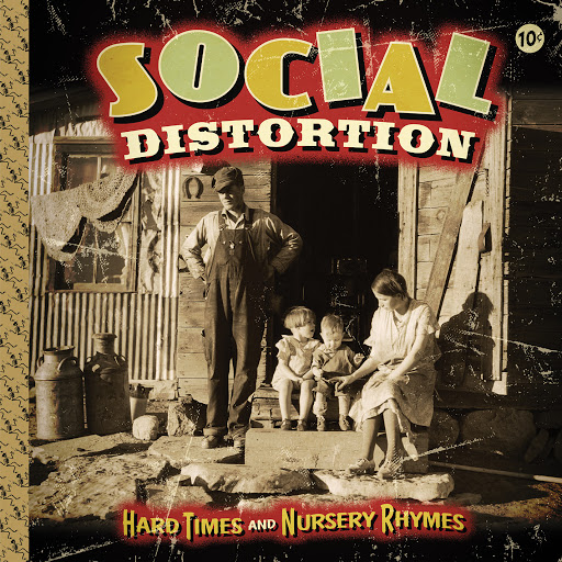 Art for Gimme The Sweet And Lowdown by Social Distortion
