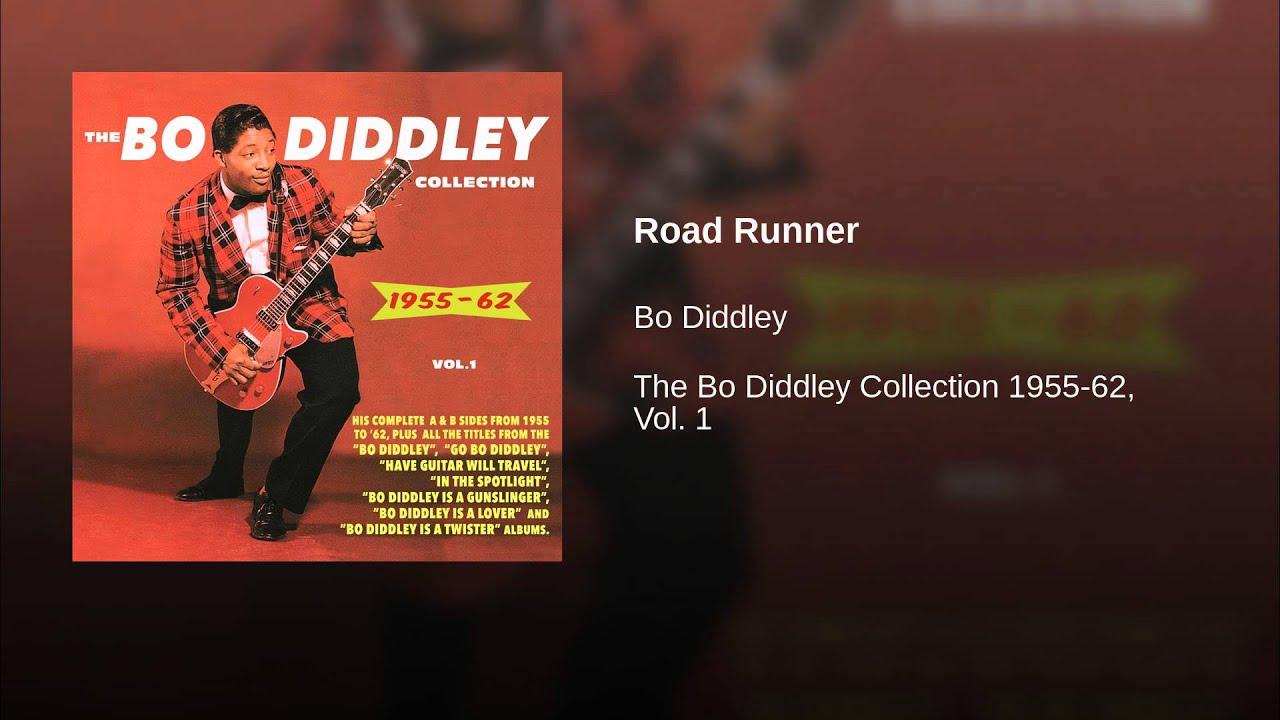 Art for Road Runner by Bo Diddley