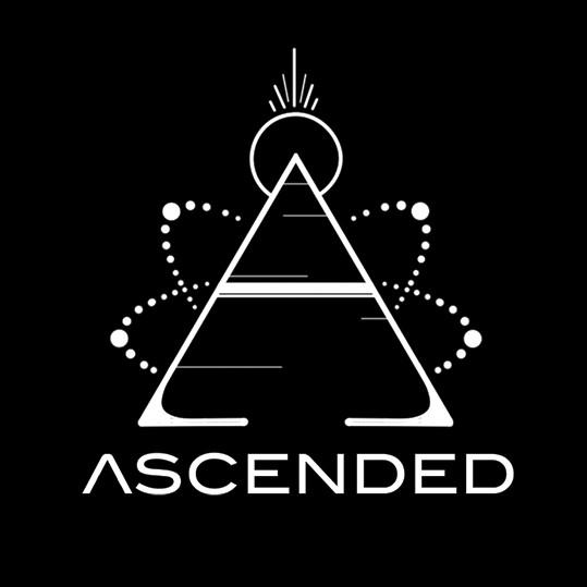 ASCENDED logo