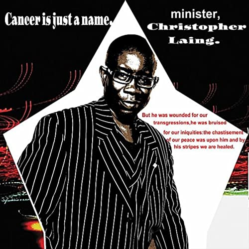 Art for Cancer Is Just A Name by Christopher Laing