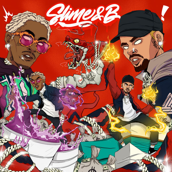 Art for Go Crazy by Chris Brown & Young Thug | Hiphopde.com