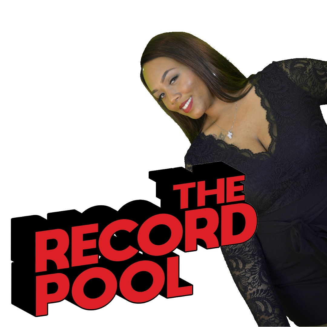 Art for Tune into to The Record Pool by @real_summatimefine