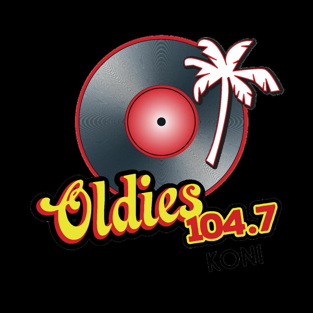 KONI Oldies 104.7 (Maui) logo