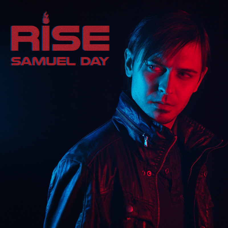 Art for RISE with intro by Samuel Day