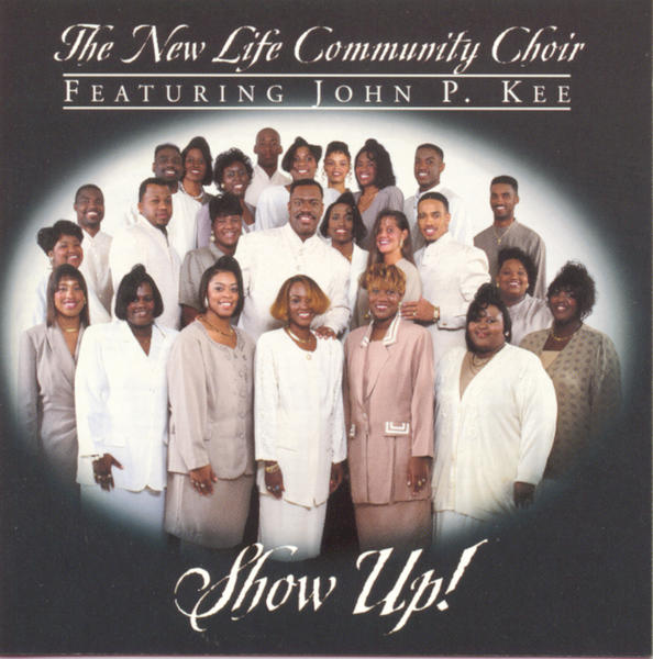 Art for I Surrender by The New Life Community Choir Featuring John P. Kee