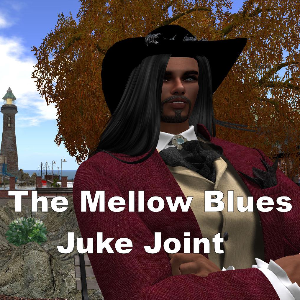 The Mellow Blues Juke Joint logo