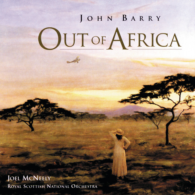 """Art for I Had A Farm (Main Title) - Main Title From """"Out Of Africa"""" by John Barry"""