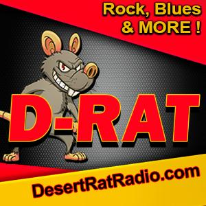 Desert Rat Radio logo