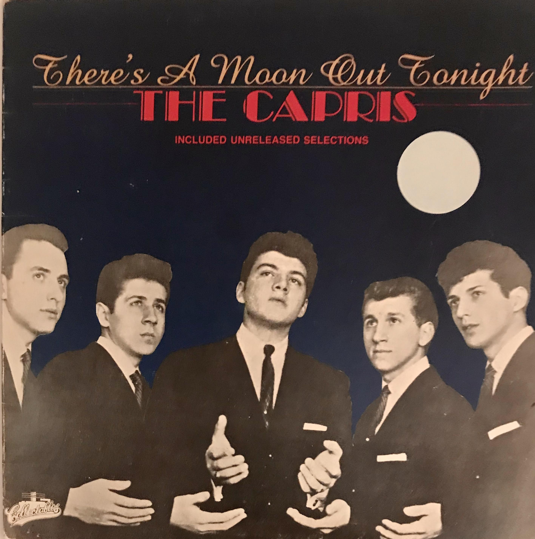 Art for The Capris John Cassese Drop by Bass Singer John Cassese of The Capris