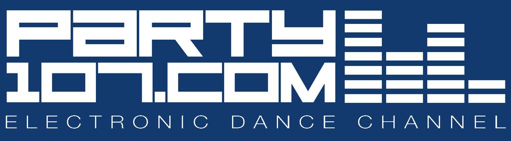 Party107 logo