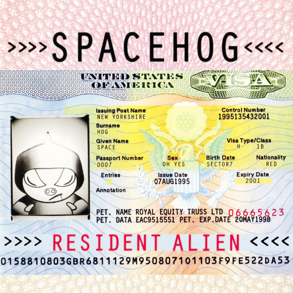 Art for Starside by Spacehog