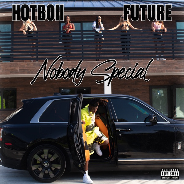 Art for Nobody Special  by Hotboii Future