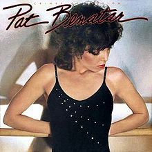 Art for Hell Is For Children by Pat Benatar